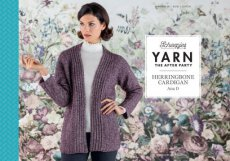 YARN The After Party no. 29 Herringbone Cardigan