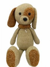 Crochet Girls Design Doggie Bailley
