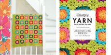YARN The After Party no. 04 - Zomertuin Deken YARN The After Party no. 04 - Zomertuin Deken